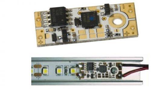 Vypínač dotykový do lišty max. 120W/12V